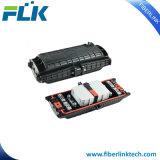 FTTX FTTH оптоволоконный соединитель жгута проводов стойки Fosc горизонтального типа