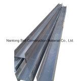 La fibra de vidrio perfiles estructurales, el FRP Pultrusions, GRP Pultruded formas.