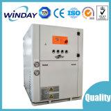 Réfrigérateur refroidi à l'eau industriel de défilement pour les aliments surgelés (WD-3WC/S)