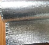陶磁器のガラス繊維の布の上塗を施してあるアルミホイル