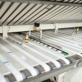 Máquina de dobramento da folha comercial, máquina de dobramento de linho, máquina de dobramento da lavanderia automática geral de pano de tabela