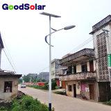 Luz de rua do diodo emissor de luz das vendas IP65 20W 30W-200W de China do poder superior na luz de rua solar