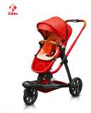 2017 carros vermelhos do bebê dos modelos populares são da boa qualidade e barato