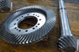 Американские подгонянные части оборудования електричюеского инструмента с подвергать механической обработке CNC точности