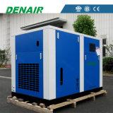 Compresseur d'air à faible bruit exempt d'huile de Denair