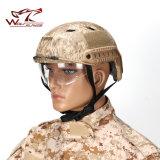 El deporte protector principal táctico militar de BJ Airsoft del casco ayuna casco