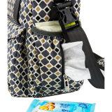 De nylon Veranderende Mat van de Baby van de Zak van de Handtassen van de Luier van de Totalisator van de Brij Moeder