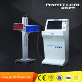 Non-Metallic 물자, S 피복, 플라스틱, 고무 Laser 표하기 기계