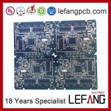 情報処理機能をもった機械のための多層OSPのプリント基板PCB