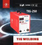 Soudeuse de TIG d'inverseur d'IGBT avec le certificat de la CE (TIG-250/315/400)