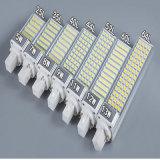 Luz horizontal del maíz del montaje LED para el techo
