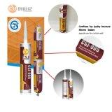 Vedador adesivo do silicone estrutural do certificado para a parede de cortina
