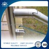 ステンレス鋼の手すりおよびガラスの柵の手すりの適切なガラスクランプ