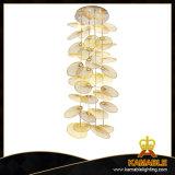 Hotel-Vorhalle-klassisches Chrom-Metallhängendes Licht (MX20528-12-1000)