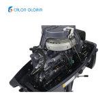 Motor do barco externo do controle do rebento do curso 9.8HP de Calon Gloria 2