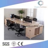 Foshan oficina Muebles Mesa de ordenador la moderna estación de trabajo (CAS-W1898)