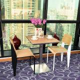 Fornecedor chinês de Mobiliário Cafe Cafe mesa e cadeira