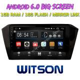 """Grand écran 10,2"""" Witson Android 6.0 voiture Magotan/DVD pour Volkswagen Passat B8 2017"""