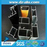 Der Irak-Aluminiumprofil für Fenster-Tür-hölzernes Korn kundenspezifischen Entwurf