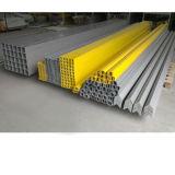 En fibre de verre personnalisés/PRF/GRP de forme spéciale de profils Pultruded yl-019