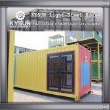 Construção de aço Prefab da instalação rápida que constrói a casa modular para dormitórios