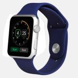 Preiswerter Großhandelspreis-Gummisilikon-Uhrenarmband für Apple