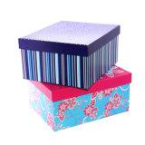 Caja de embalaje impresa color superficial de gama alta del papel acanalado de Matt