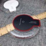Facturation rapide du chargeur sans fil le plus neuf l'iPhone et le téléphone mobile de Samsung