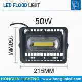 50W 220V LEDのダイオードの洪水ライトスポットライトの庭の街灯