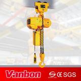 тип электрическая таль с цепью подвеса крюка 5ton