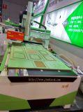 優秀なS400ツールの変更頑丈なCNCの木工業機械装置中国