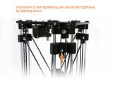 Anet A4 портативные Delta 3D-принтер оптовая торговля