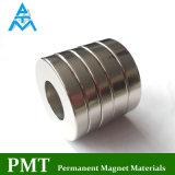 N38 D17 con imán permanente de NdFeB Material magnético