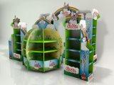 Школьный автобус канцелярские формы напольная подставка для детей игрушки картон торговые полки