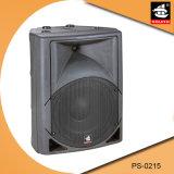 15 Zoll PROpa-Systems-Plastik-DJ-im Freien passiver Lautsprecher PS-0215