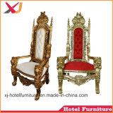 De Bank van de Troon van de Stoel van de koning voor Huwelijk/Hotel/Restaurant/Banket/Zaal/Gebeurtenis