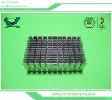 Welle exakter CNC-maschinell bearbeitender Aluminiumhebel