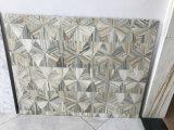 Mosaïque de pierre d'aluminium panneau alvéolé pour ascenseur Étage/mur Extérieur