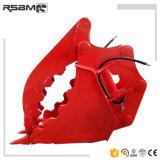 Rsbmの掘削機のための油圧グラブのバケツ