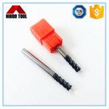 Herramientas para corte de metales de la aleación dura económica HRC45 de Changzhou Hiboo