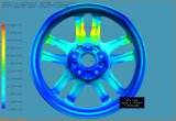 Alloy Wheel 17 Inch 18 Inch Car Alloys Wheels Ts16949 for Replica Hyuidai