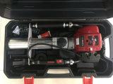 Construção de Gasolina Gasolina Portátil Mchinery driver pilhas solares