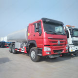 20cbm 6X4 Sinotruk HOWOの石油燃料タンクトラック2000L