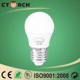 Bulbo energy-saving do diodo emissor de luz de Ctorch com Ce e RoHS 3W