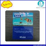 Scheda di nome lucida di identificazione di affari di rivestimento di Cmyk con il materiale del PVC