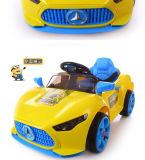 4개의 바퀴 아이 차 원격 제어를 가진 전기 장난감 차