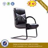 스테인리스 기초 조정가능한 팔 BIFMA 가죽 사무실 의자 (HX-LC001B)