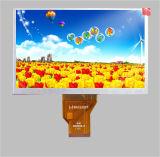 "6.5 "" 800rgbx480解像度のTFT LCDの表示画面"