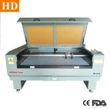 Stickerei-Laser-Ausschnitt-Maschinen-Hersteller 1610