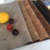 Super weiches Veloursleder-Leder für Sofa-Stuhl-Gewebe